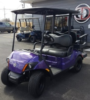 A NEW purple Yamaha is hard to find!
